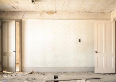 Condiciones básicas de la vivienda existente